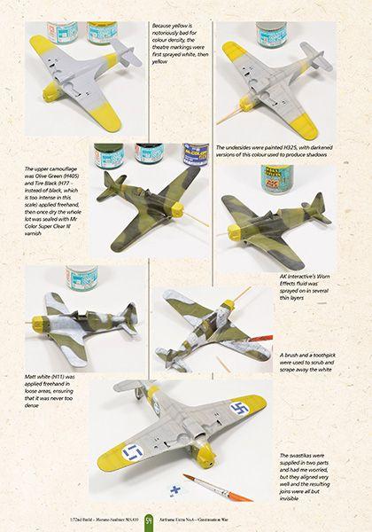 Airframe Extra No.6